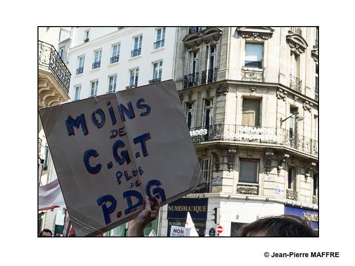 La fête à Macron est le nom donné par les organisateurs de la manifestation qui s'est déroulée à Paris le 5 mai 2018 dans une ambiance festive entre la place de l'Opéra et de la Bastille.