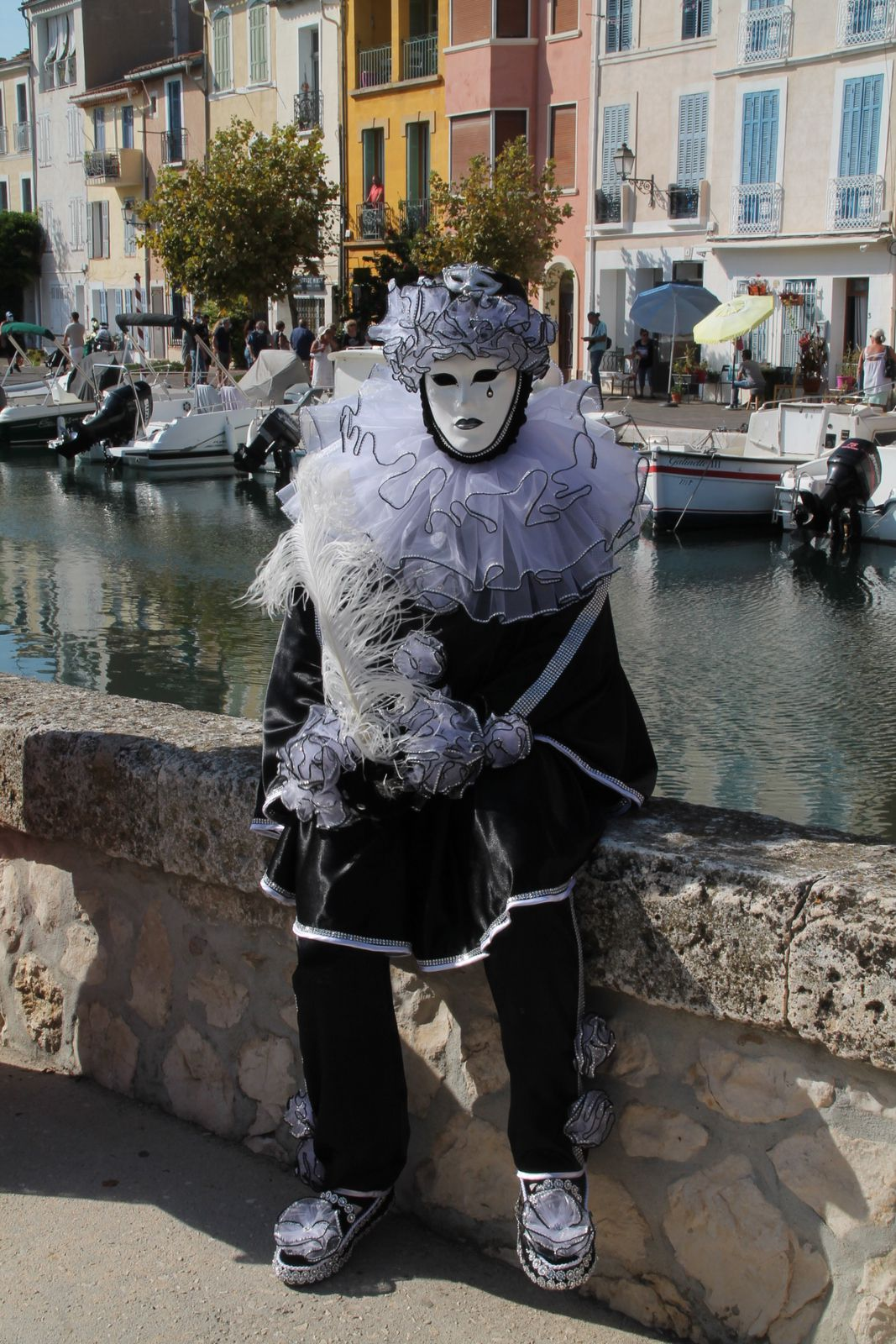 """Les Flâneries au Miroir 2021 """"Déambulation dans le quartier de l'Ile à Martigues (13)"""""""