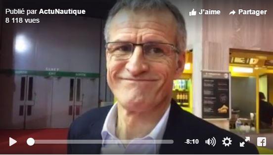 Video du Nautic - Zodiac, la renaissance