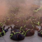 Le malaise des pompiers à Strasbourg - Le journal de 13h | TF1