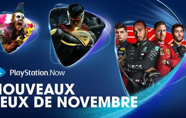 [ACTUALITE] PlayStation - Les jeux PS Now de novembre 2020