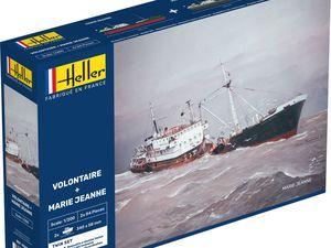 """HELLER : Les maquettes """"Fabriqué en France"""" !"""