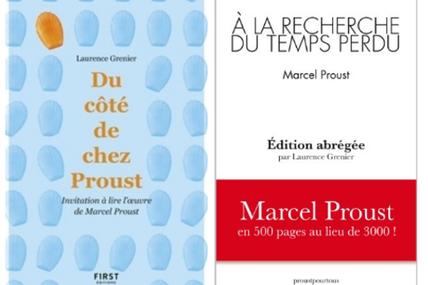 Pas de librairies ouvertes: lisez un livre numérique d'initiation à Proust