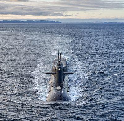 Essai sur les capacités de dissuasion de la marine russe à l'horizon 2030