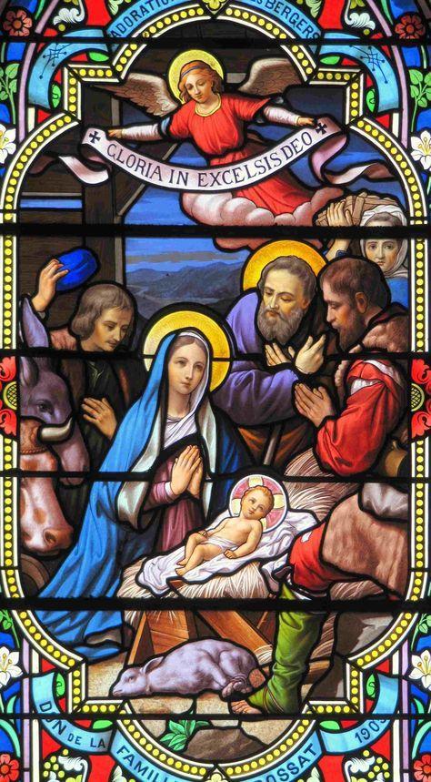 Sainte et joyeuse Fête de la Nativité à tous.