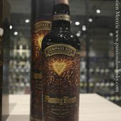 Compass Box Flaming Heart 2018 - Passion du Whisky