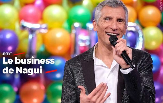 Le business de Nagui #TLMVPSP