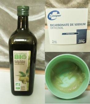 Save Your Skin: Le masque au bicarbonate et à l'huile d'Olive BIO