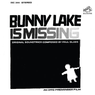 BUNNY LAKE IS MISSING - Paul Glass