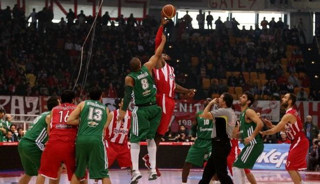 Finale des Playoffs: Olympiacos vs Panathinaikos en direct