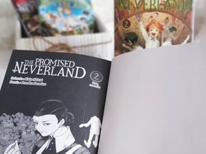 The promised neverland #2 > Kaiu Shirai & Posuka Demizu