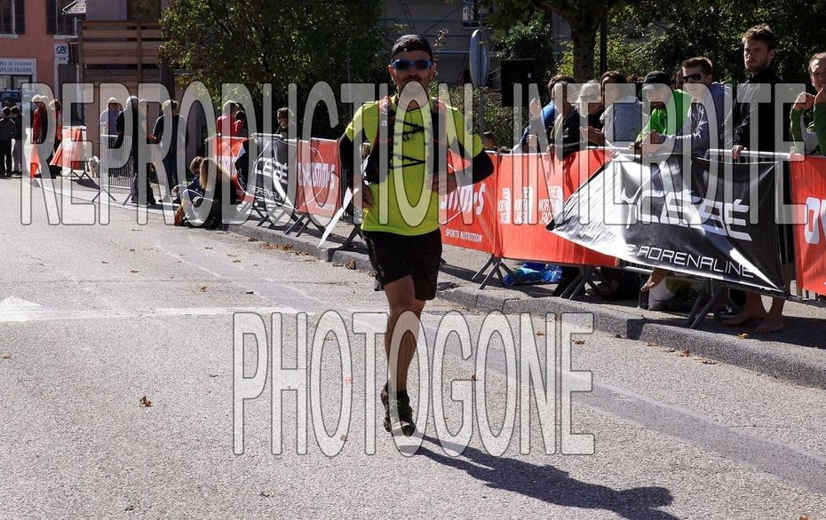 2015 10 04 Trail des Glières - L'Escarmouche