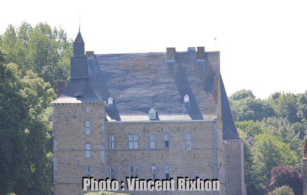 Tourisme : le château d'Abée Tinlot