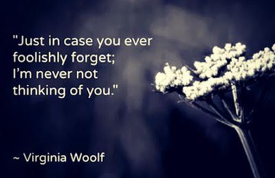 Virginia Woolf - English