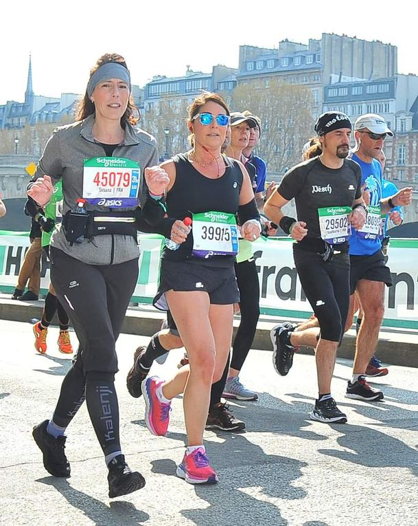 MARATHON DE PARIS: 13 SEMAINES DE PLANS