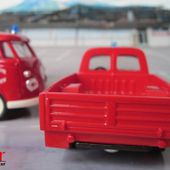 PEUGEOT 403 PICK-UP SAPEURS POMPIERS VEREM 1/43 - car-collector.net