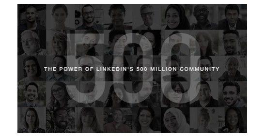Web : LinkedIn passe le cap des 500 millions de membres