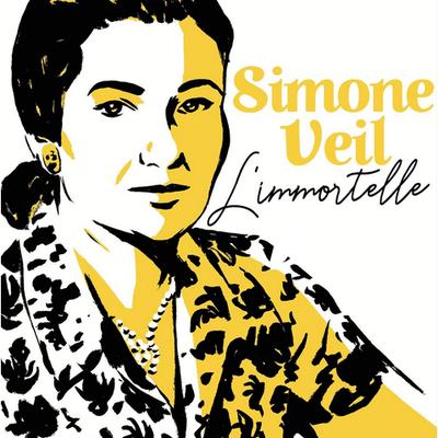 Simone Veil : L'immortelle (Pascal Bresson et Hervé Duphot)
