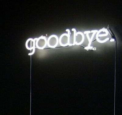 Mes remerciements et mes adieux