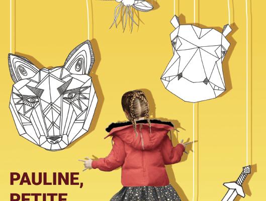 """Le Croisic - Théâtre en Automne : """"Pauline, petite fille courage"""" par Françoise Thyrion - Jeudi 29 octobre 2020"""