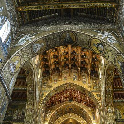 Immagini dal Duomo di Monreale