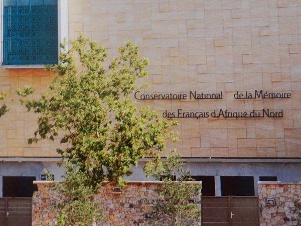 Aix-en-Provence : le conservatoire de la mémoire des Français d'Afrique du Nord inauguré