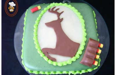 Gâteau du chasseur - Hunting cake