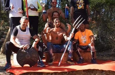 WARRIOR RACE.....LA DESTROUSSE