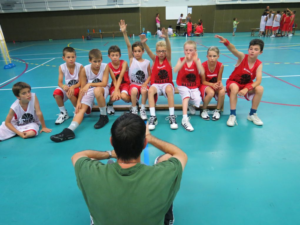 Album - 2F Camps basket - Bonus n°1
