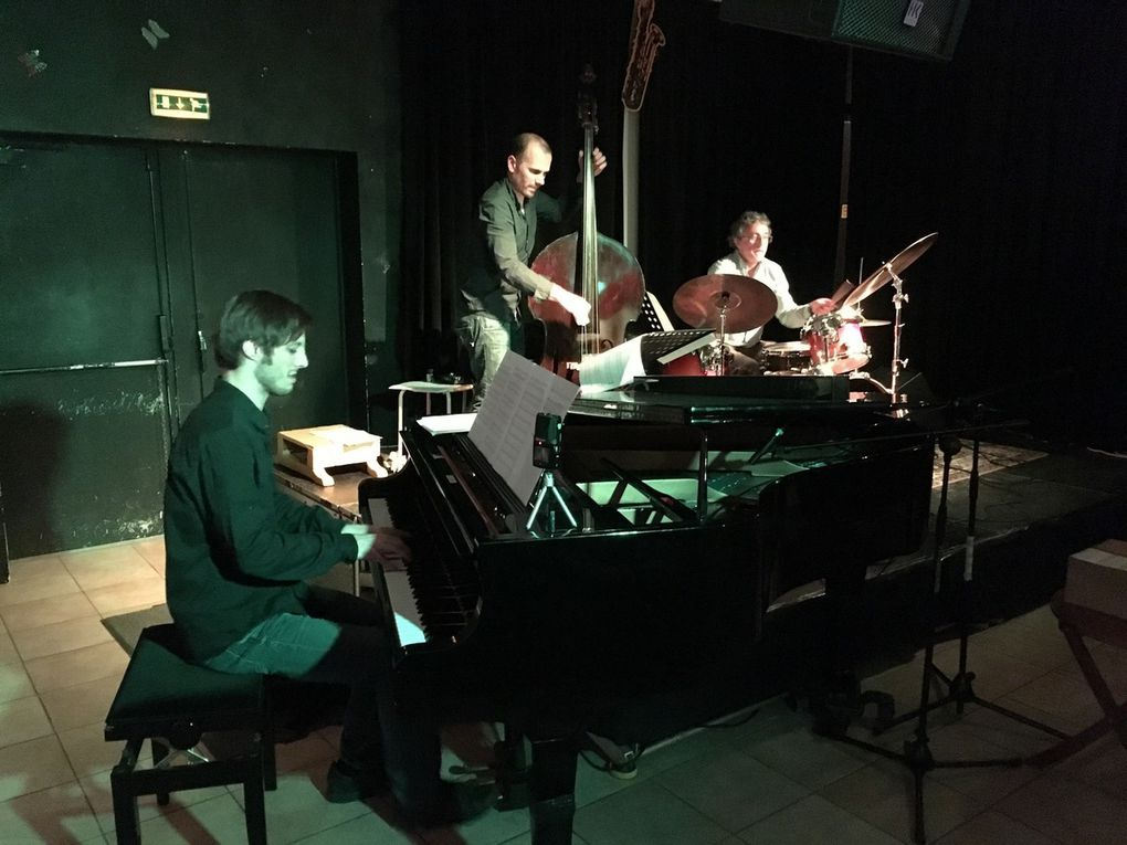 Adrien Chicot Trio - Photos