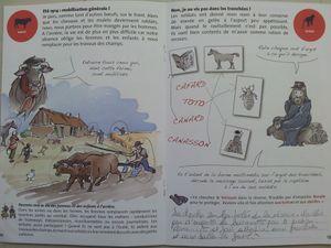Livret-jeu du Musée en février 2014. http://vivrelivre19.over-blog.com/2014/05/le-musee-de-la-grande-guerre-du-pays-de-meaux.html