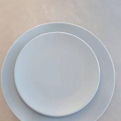 Petite... Grande assiette, les bonnes quantités