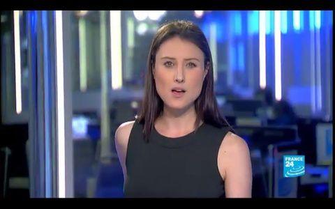 [2012 06 27] AUDE LECHRIST - FRANCE 24 - PARIS DIRECT @22H30