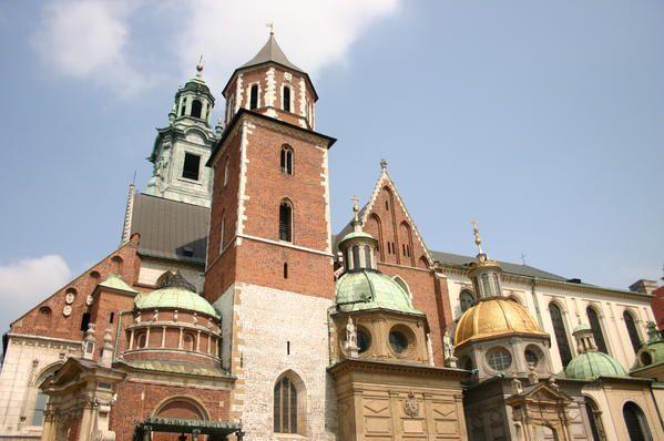Cracovie, petite ville magique, la odka est fine....