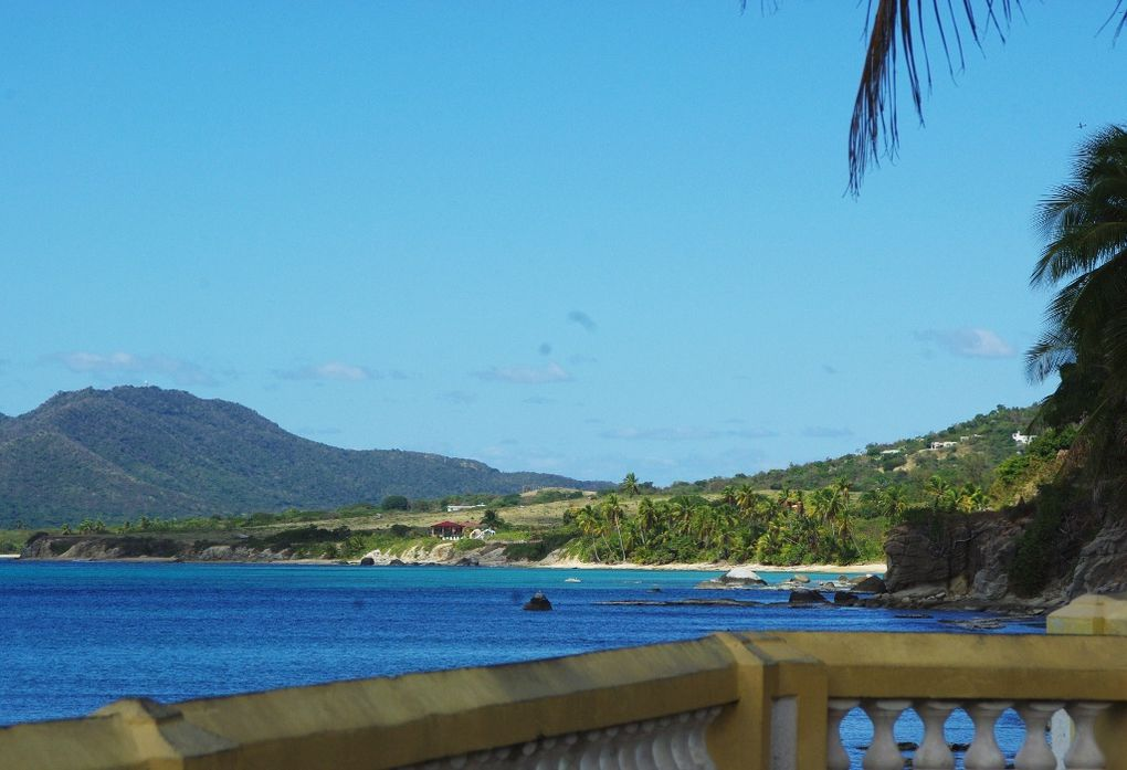 quelques photos de porto rico et des iles vierges espagnoles