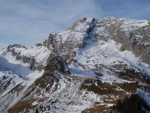Pointe de Chaurionde (Depuis Seythenex)