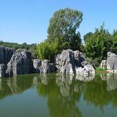 Shilin dans la forêt de pierres
