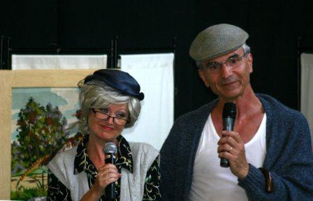 """Notre première apparition au Festival """"Les Nuits Off"""" de Fréjus. Les photos sont de Polo Thollet"""