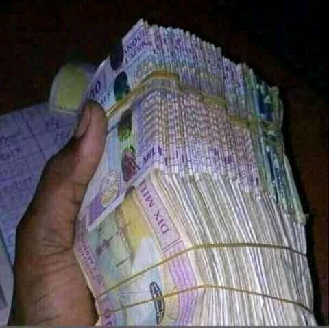 Devenir riche en trois jours