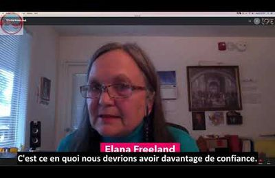 Interview d'Elana Freeland du 22 septembre 2020