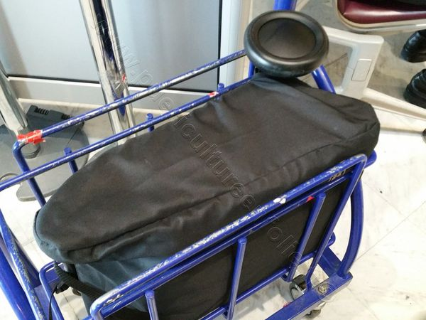 MOUNTAIN BUGGY NANO 2016 EN TEST GABARIT BAGAGE CABINE AVION AIR FRANCE