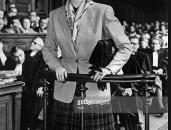 Lydie Bastien, la balance de Jean Moulin ou la diabolique de Caluire.