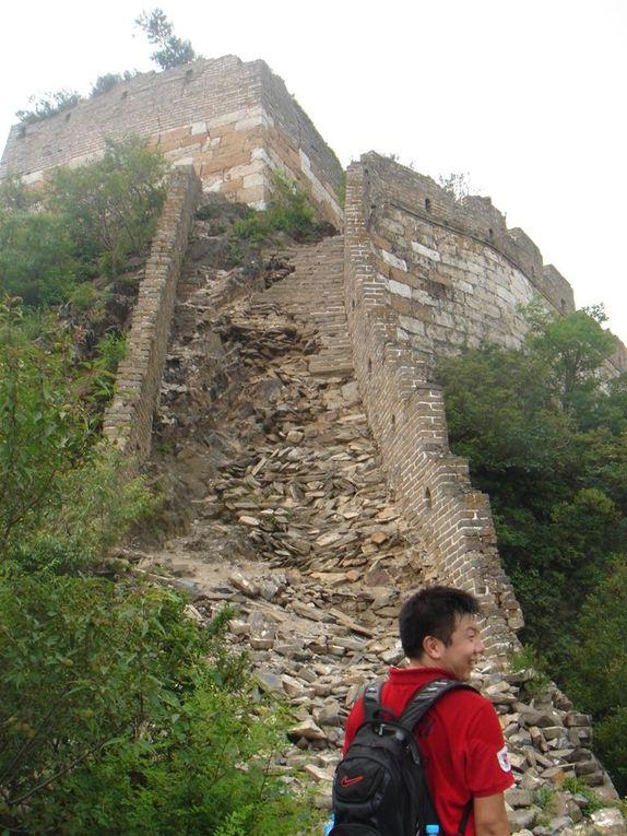 China, Beijing (Peking), Große chinesische Mauer, Great Wall