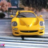 FASCICULE N°2 FERRARI F50 1995 EDITIONS FABBRI IXO 1/43 - car-collector