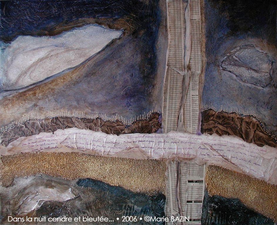 Une sélection de toiles à offrir à s'offrir...-- 50% du prix atelier jusqu'au 31 décembre