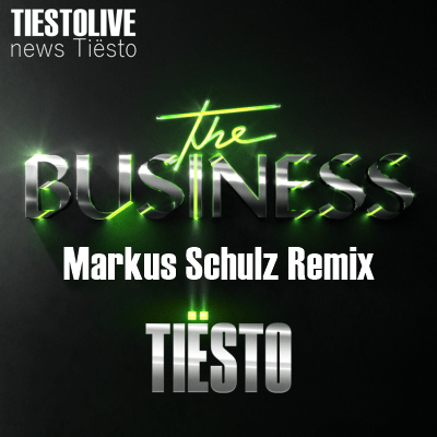 Tiësto - The Business (Markus Schulz Remix)