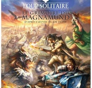 Loup Solitaire RPG : le Grimoire is back !