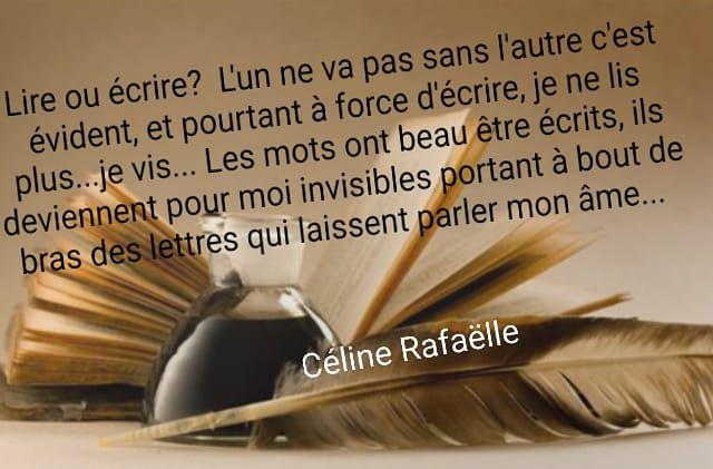 Être romancière....