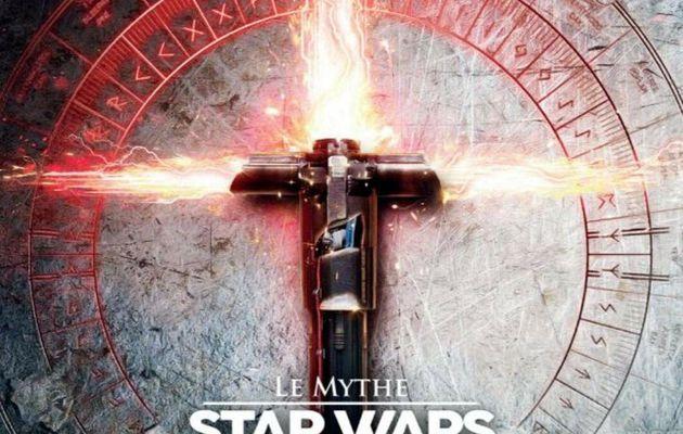 [REVUE LIVRE CINEMA] LE MYTHE STAR WARS VII, VIII & IX chez THIRD Editions