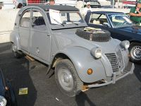 CITROEN 2CV - THE MOST WANTED CAR